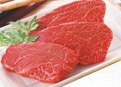 八月份美国红色肉类产出同比增加